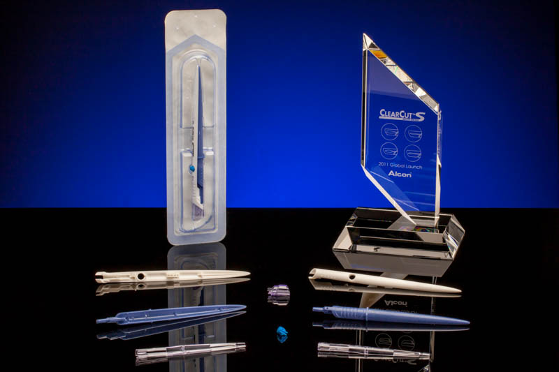 Eden Tool vendor award from Alcon