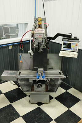 Remedy B3VC CNC Bed Mill