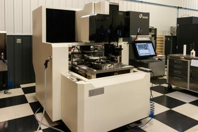 Makino U53j Wire EDM Machine