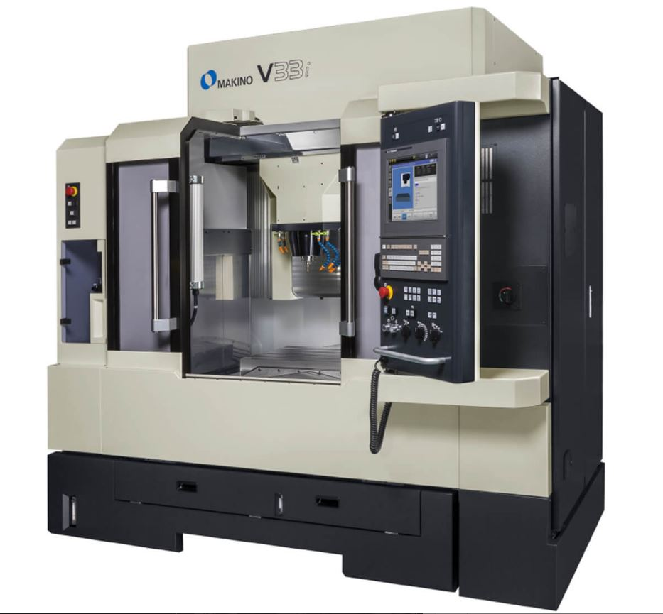 New Makino V33i Vertical Machininng Center